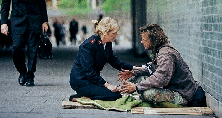 It turns out that selflessness is the easiest way to save