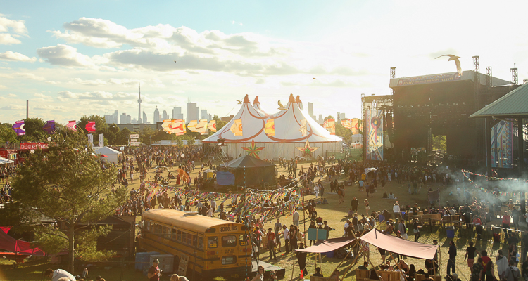 Music festival culture and the rebirth of the hippie generation