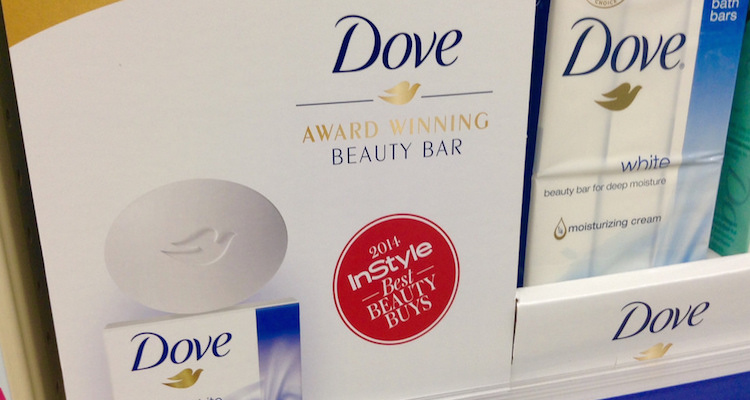 The Dove ad is just the latest example of how covert racism lives in advertising