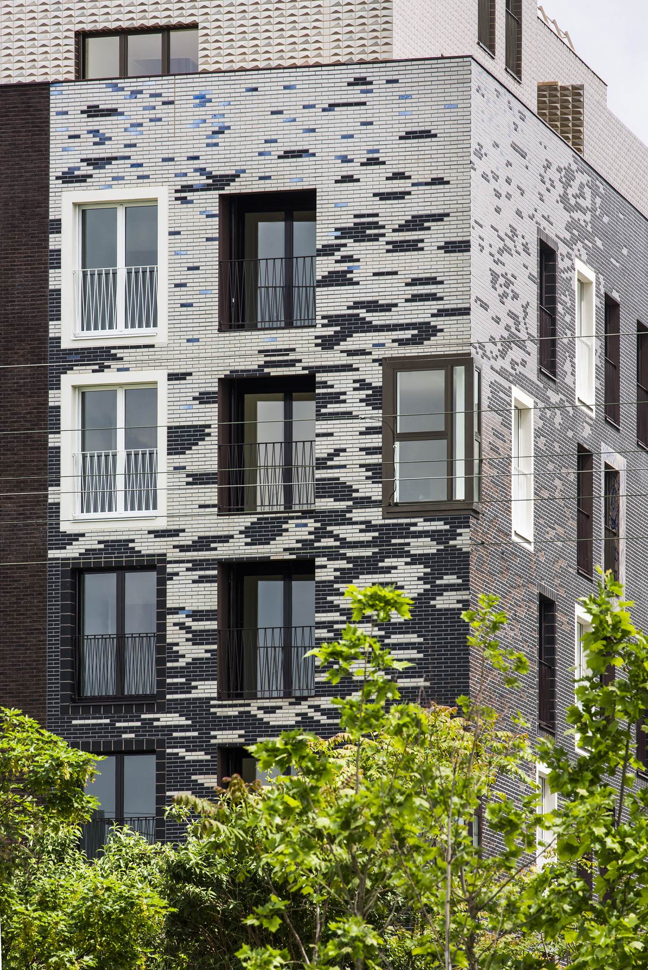 Residential Complex Architecture
