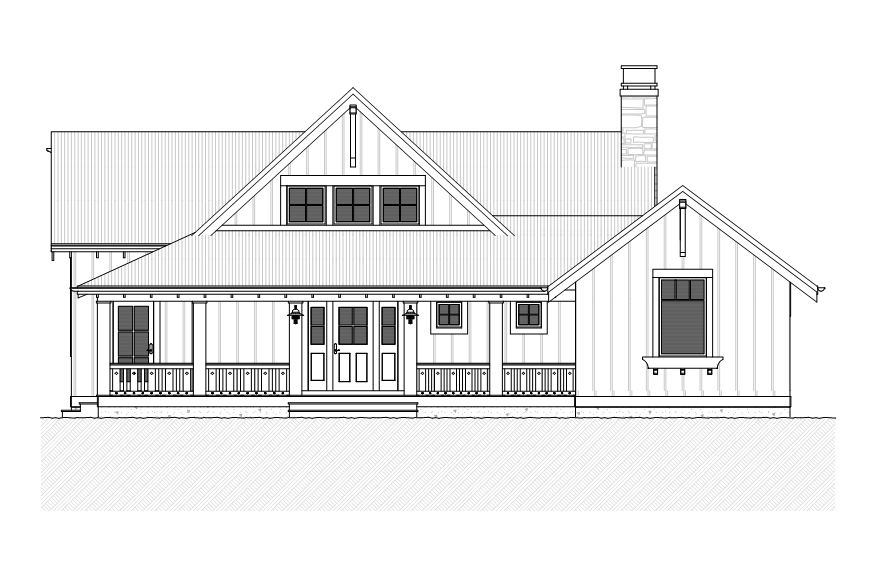 Traditional House Plan 168 1110 3 Bedrm 2597 Sq Ft Home