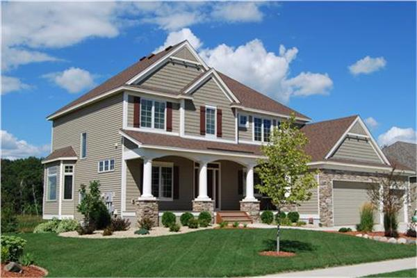 New England House Plans & Designs