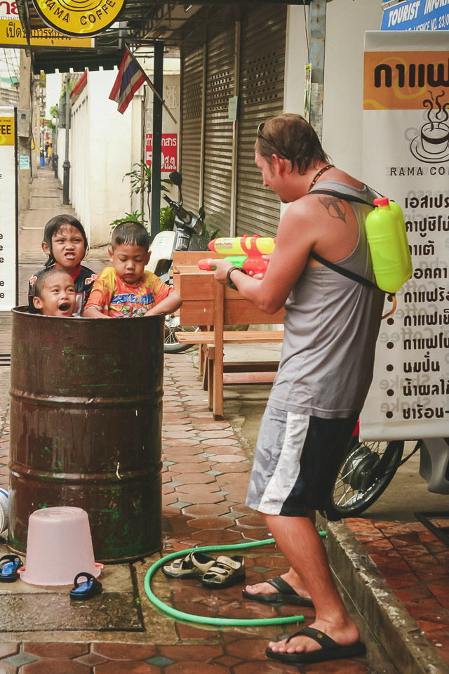 Songkran Festival Day 2