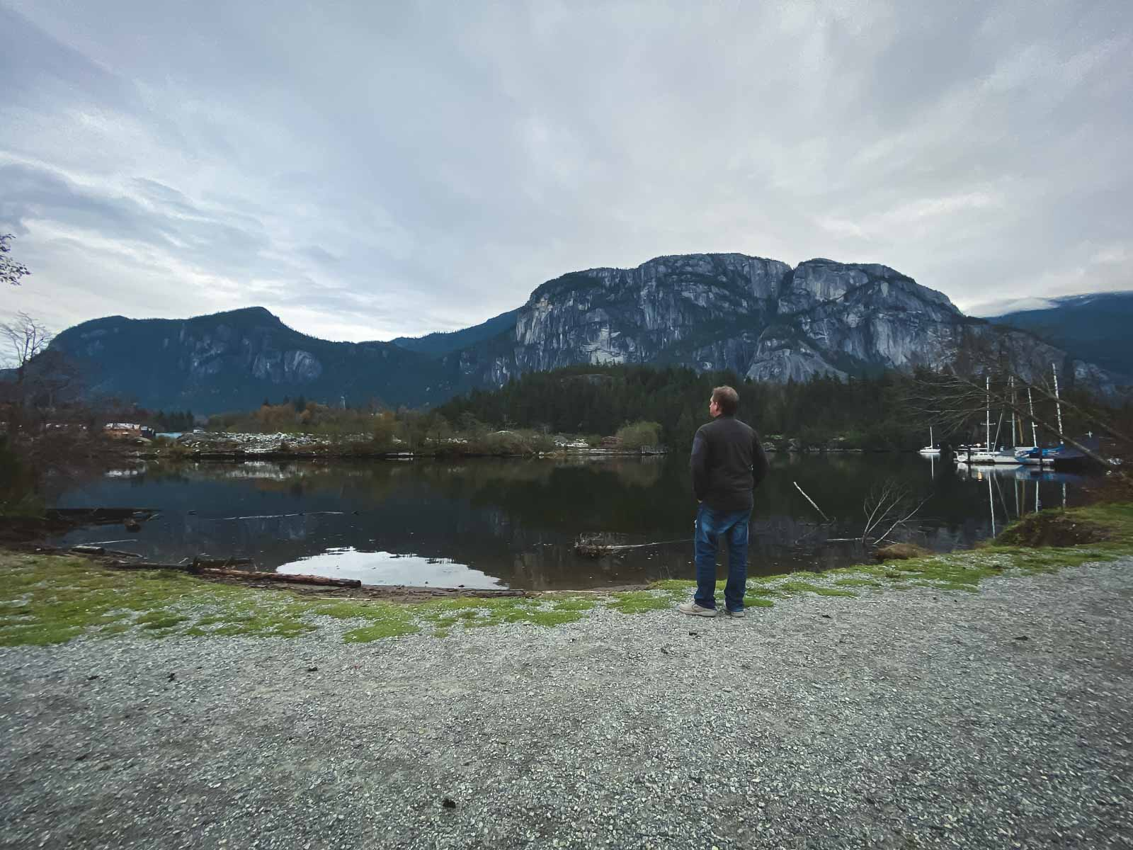 Questions about Squamish BC