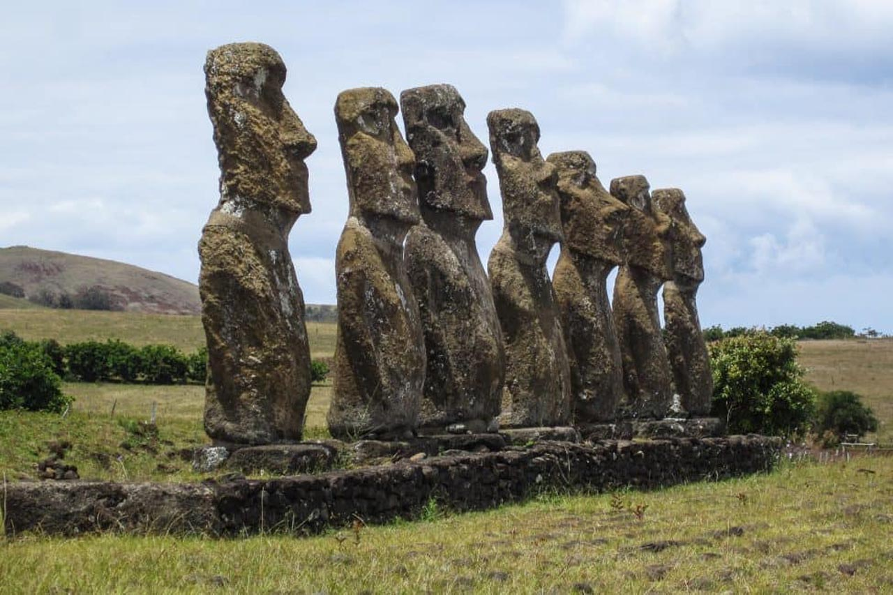 42 Amazing Ancient Ruins Of The World
