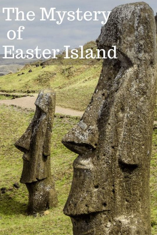 Easter Island Why Are There Giant Statues on a Mysterious