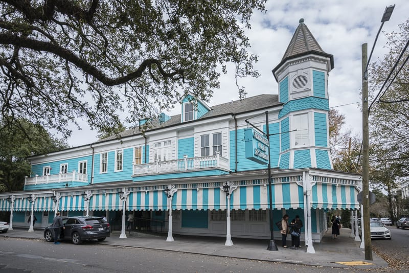 A Tour Of The New Orleans Garden District The Planet D