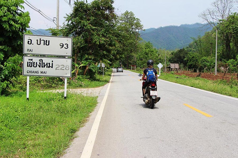 what to do in pai motorbike