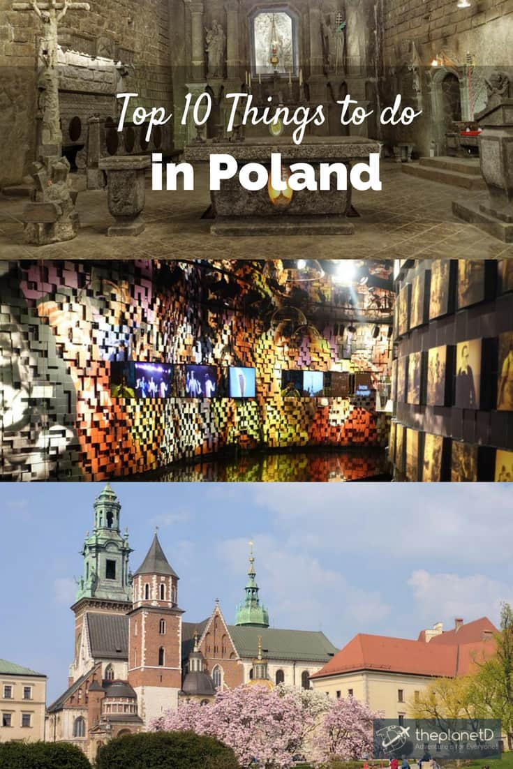 Top 10 Things to Do in Poland  The Planet D  Travel Blog