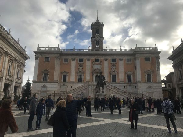 In Rome 2019 - Attractions