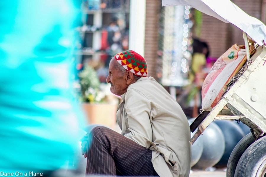 travel to morocco market