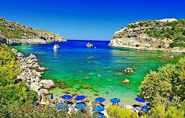 ギリシャ最高評価の15島  ヨーロッパ