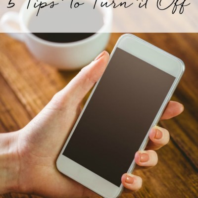 Social Media Noise-5 Tips to Turn it Off