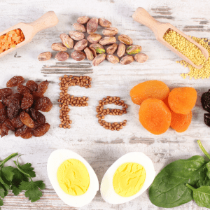 iron supplements prevent anemia