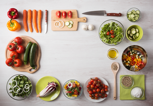 vegan kitchen