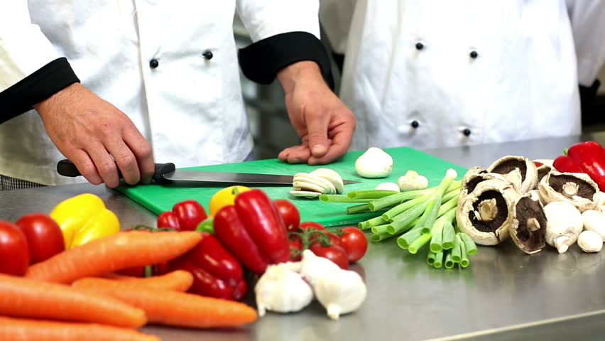chef veggies