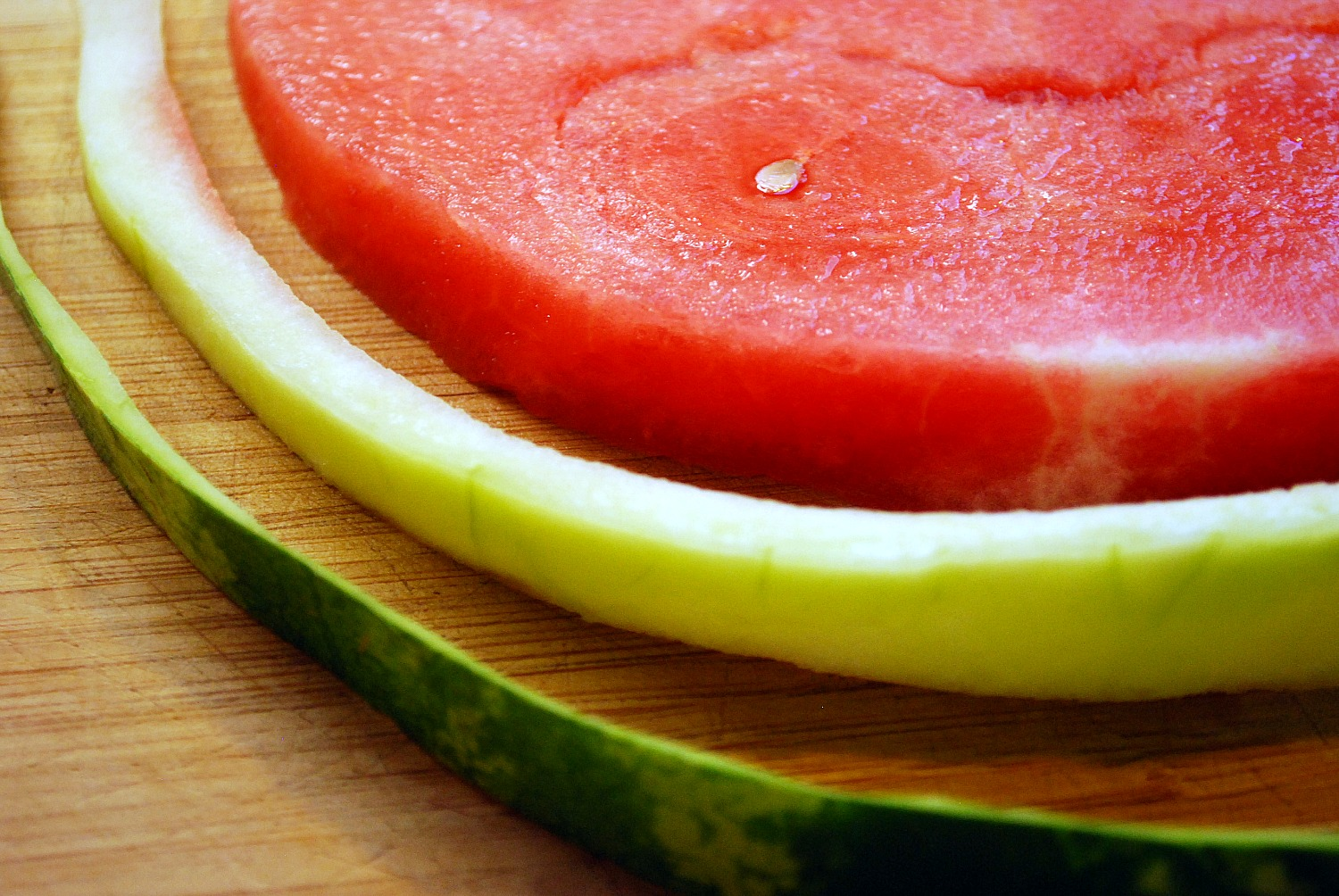 watermelon rind