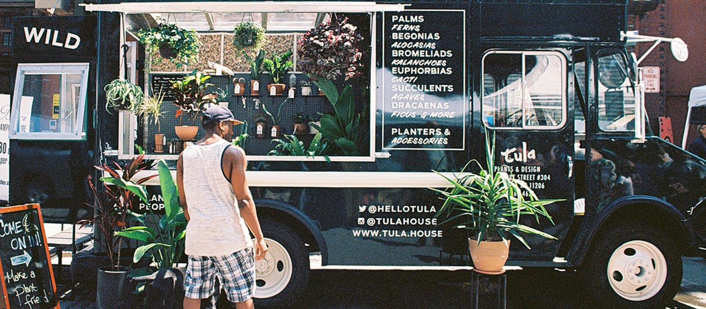 The Planthunter Tulita The Plant Truck Interviews Her