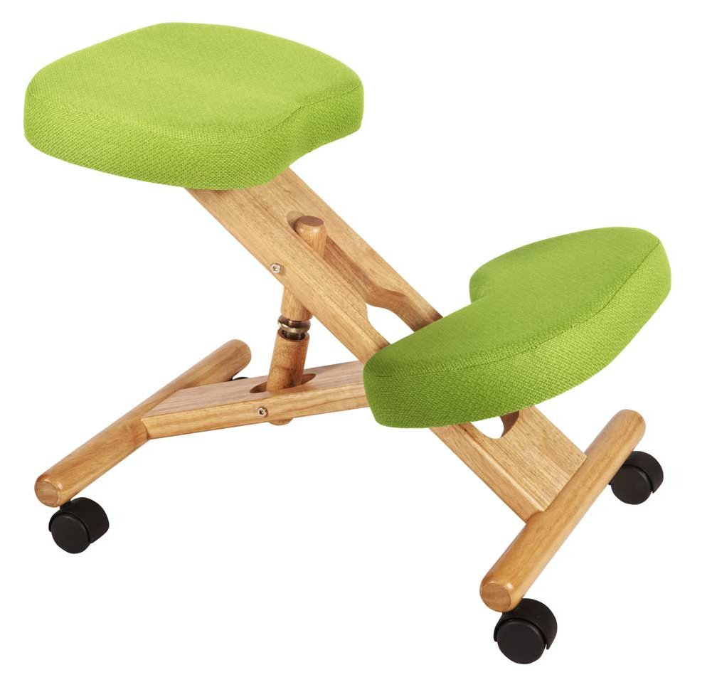 Lime Green Chairs Teknik Kneeling Lime Green Office Chair