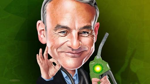 CEO of BP