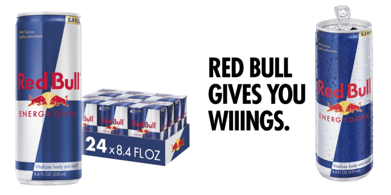 Red Bull Doesn't Give You Wings