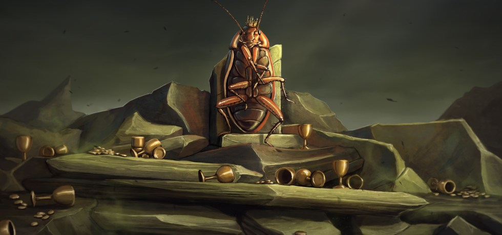 Cockroach King