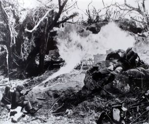 Tarawa Flamethrower