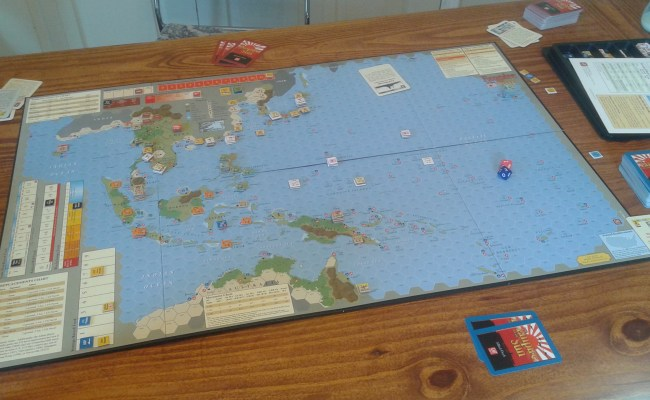 A Brief Introduction To Empire Of The Sun By Gmt Games