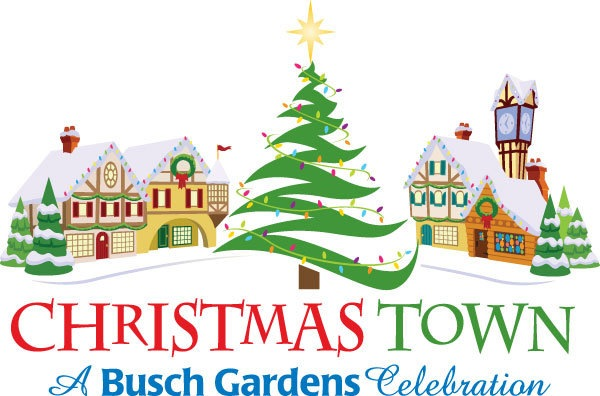 Williamsburg Christmas Town Busch Gardens.Christmas Town A Winter Weekend Tradition