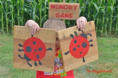 LA- MEMORY GAME TOMMY