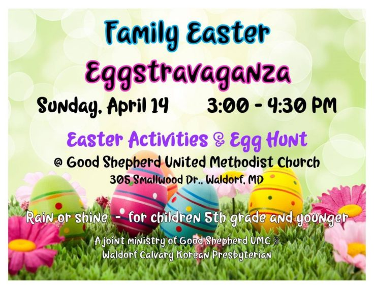 EASTER EGG HUNTS AND OTHER EGG-QUISITE EVENTS: SPRING 2019 GUIDE