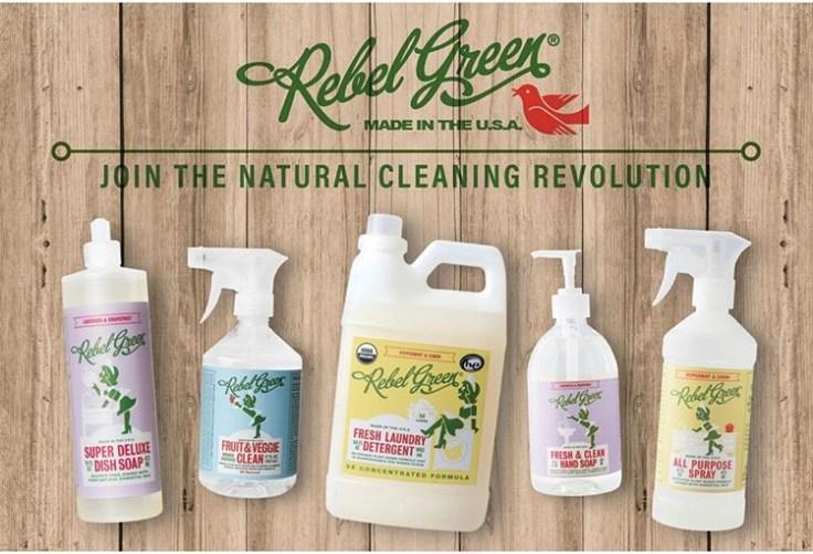 rebel green revolution