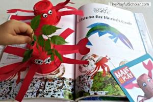 Crab Shaker – Make and Play