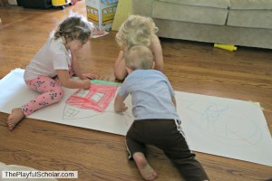 3 Favorite Community Challenges with Mother Goose Time