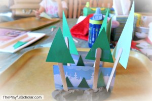 Plant a Forest – Table Top Math with Mother Goose Time