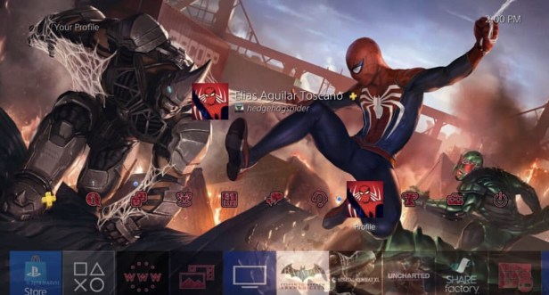 US Gamers! Score Yourself a FREE Marvel's Spider-Man PS4
