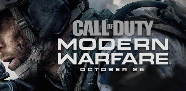 Call of Duty: Modern Warfare Takes Aim on October 25th