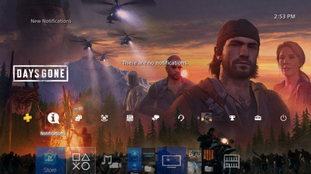 PlayStation Sending Out FREE Days Gone Theme & Avatar for Obtaining