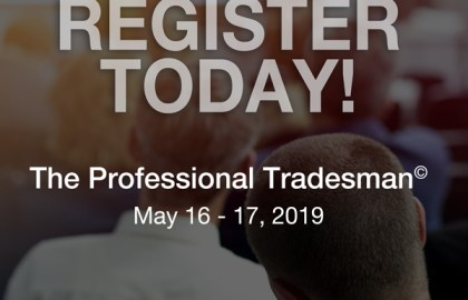 The Professional Tradesman© May 16 &17 2019