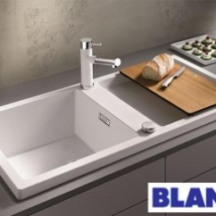 Blanco Kitchen Sink Tiles Size Sinks Houzer Franke Rohl More Sold Exclusively At The Plumbing Place