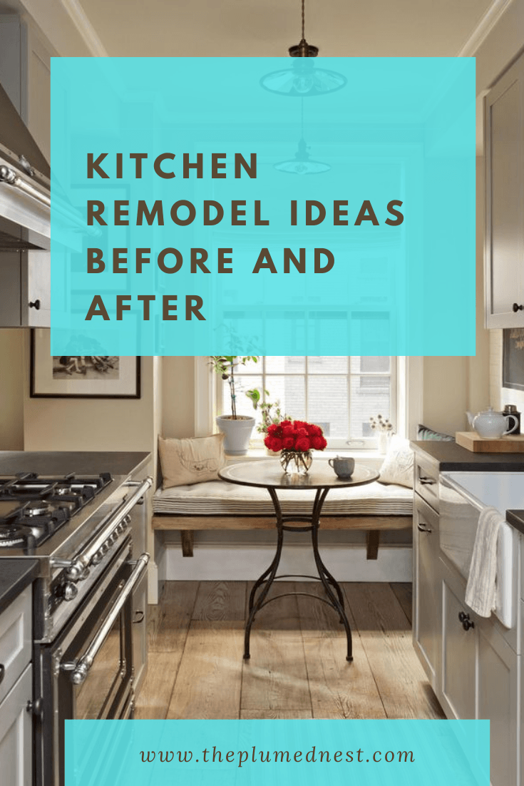 Kitchen Remodel Ideas Before and After 2020 (20 Newest Ideas)