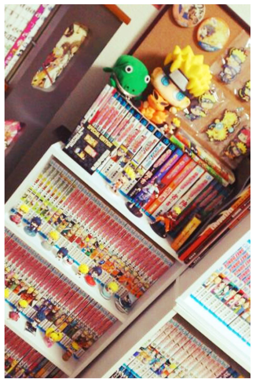 room decoration anime