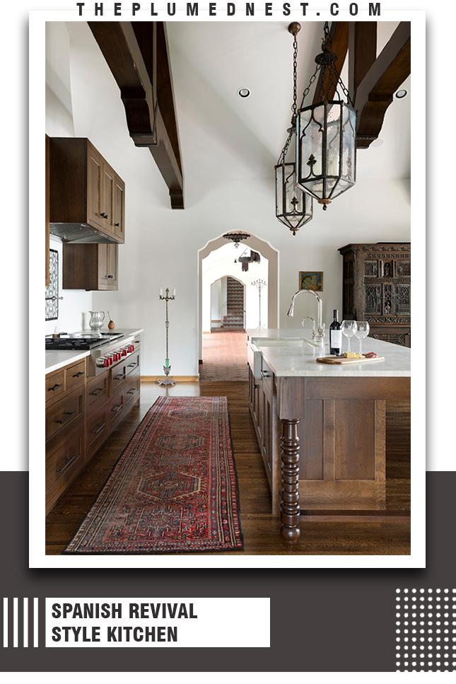 modern spanish kitchen design ideas