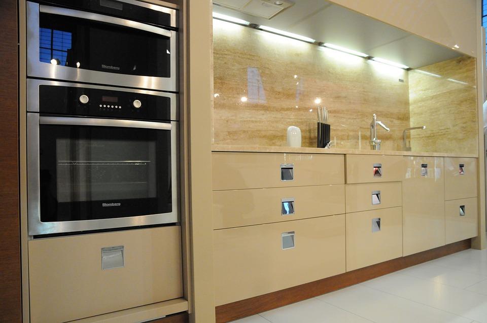 conventional kitchen definition