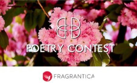 Dusita Parfums Poetry Contest
