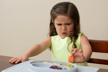 picky toddler