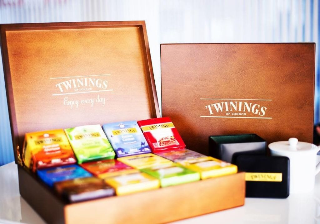 AUSTRALIA Tea staple Twiningsau are changing things up with theirhellip