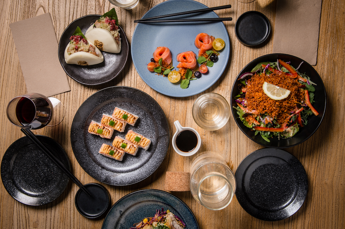 The Modern Eatery, house of Aburi Sushi in Melbourne. 176 Swan St, Richmond
