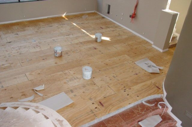 Installing Plywood Flooring Over Concrete  Plywood Guide