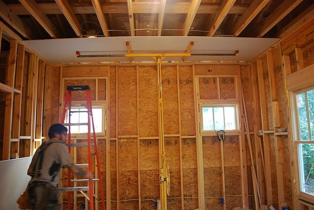 Drywall Vs Plywood Price